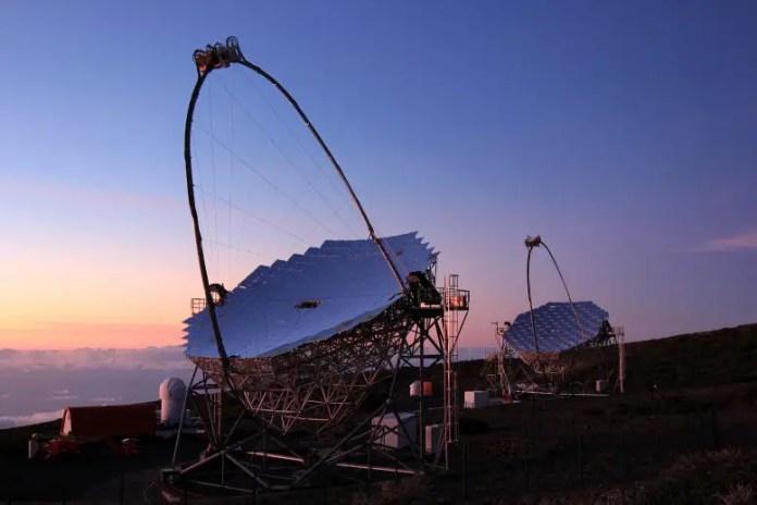 MAGIC Telescopes
