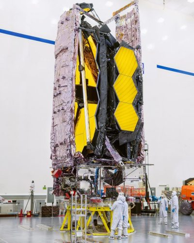 NASA's James Webb Space Telescope Completed Testing