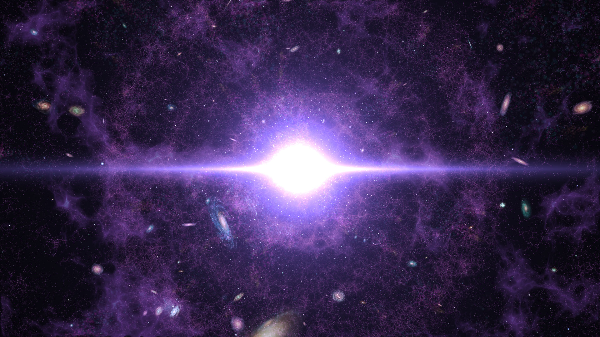 Scientists Find New Way Of Exploring The Afterglow From
