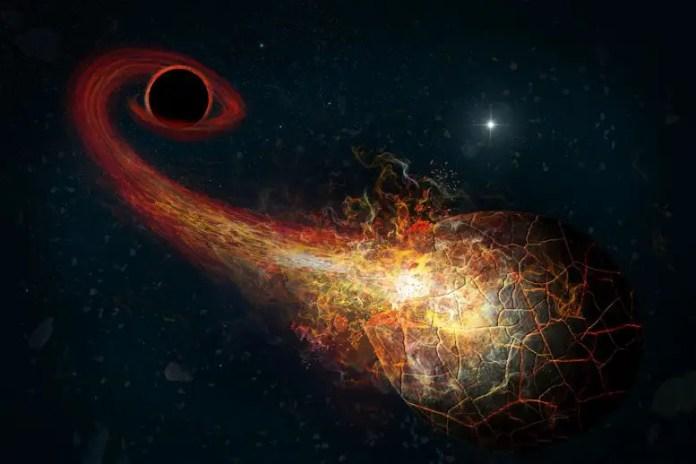Planet Nine Primordial Black Hole