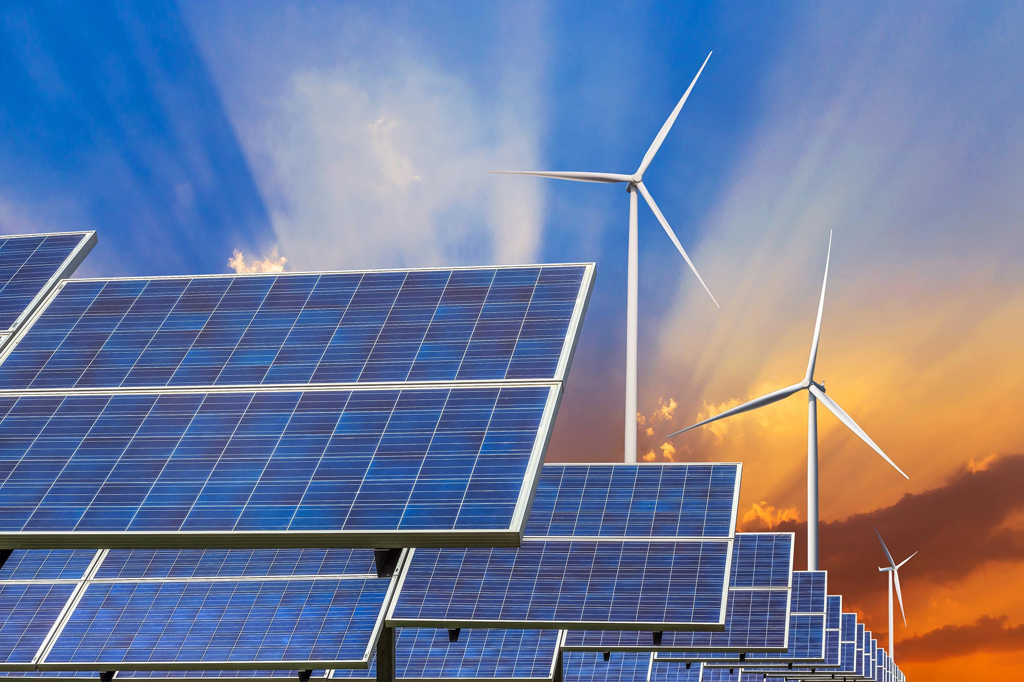 Renewable Energy Can Help Fight Climate Change Here S