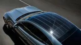 Solar Car Roof