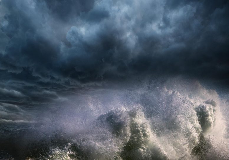 Stormquake Illustration