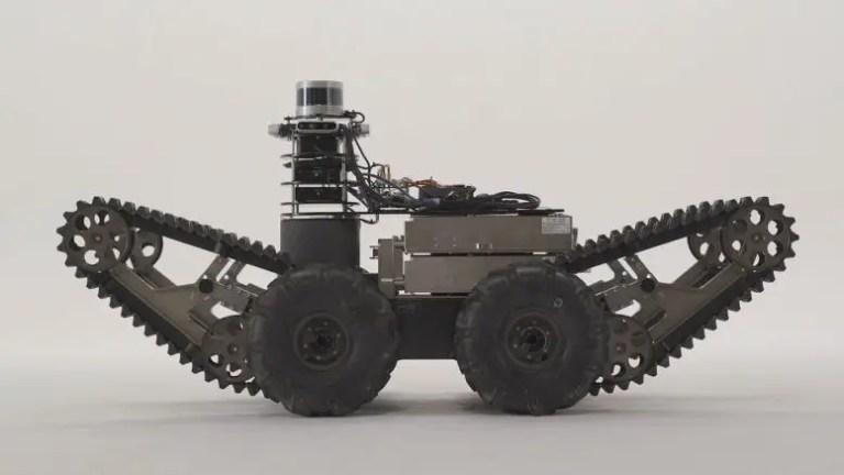 SubT Challenge Robot
