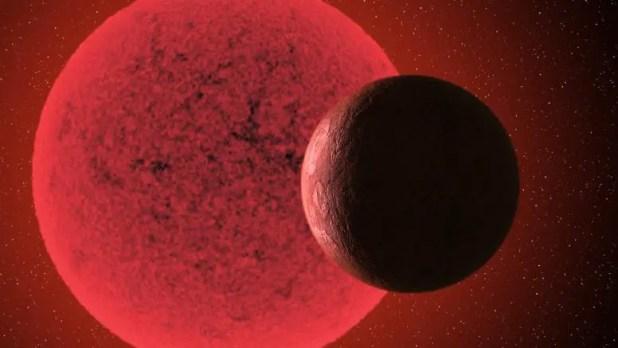Orbits of the Super Earth Red Dwarf Star GJ-74