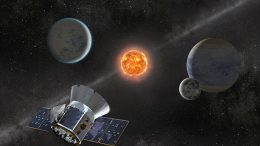 TESS Mission Finds Its Smallest Planet Yet