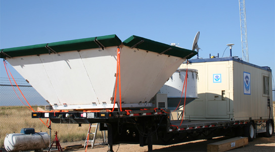 Mobile AR Observatory. Credit: NOAA