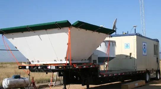 Mobile AR Observatory. Credit: NOAA