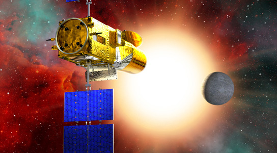 corot-cnes-satellite