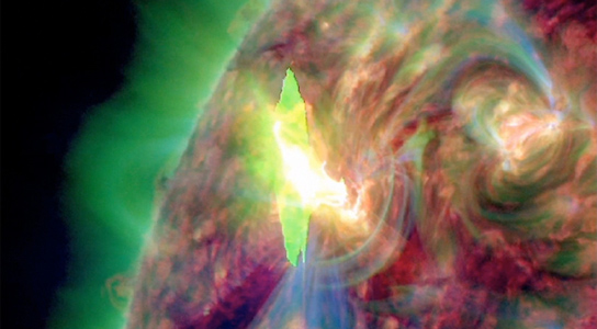 solar-storm-march-5-coronal-mass-ejection