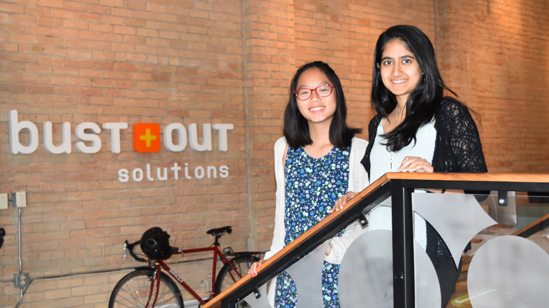 Bust Out Solutions: Non-Traditional Path Leads to Successful Tech Start-Up