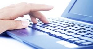finger-laptop