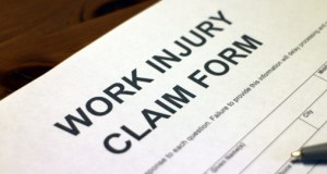 Workers' Compensation form