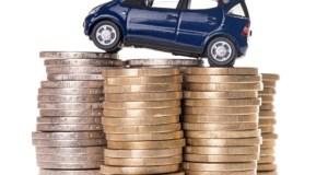 Car and Euro Money