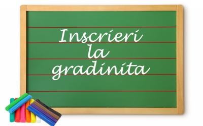 Image result for inscriere la gradinita