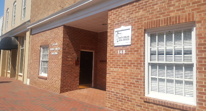 SCLS Spartanburg Office