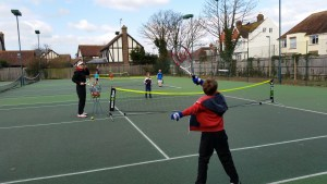 Junior Coaching Saturday Yellow Ball