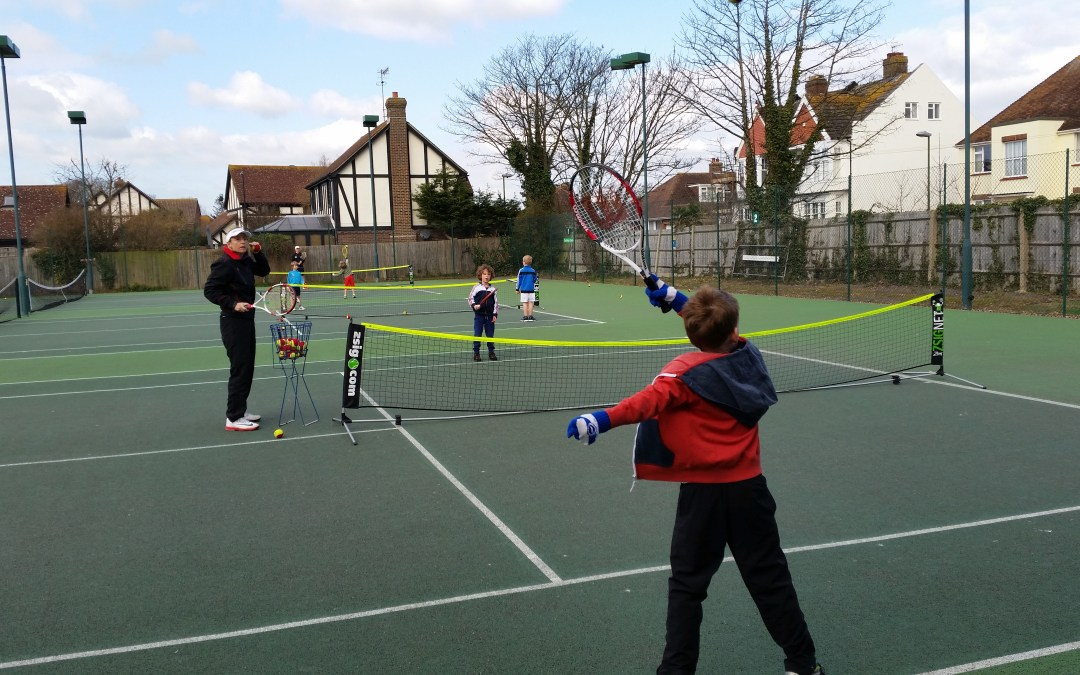 Junior Coaching Saturday Mini Red Ball
