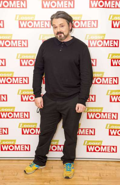 EDITORIAL USE ONLY. NO MERCHANDISING Mandatory Credit: Photo by Ken McKay/ITV/REX/Shutterstock (9363764f) Paul Cattermole 'Loose Women' TV show, London, UK - 08 Feb 2018 Celeb chat: Paul Cattermole: 'I'm broke and living off cans of tuna' Paul Cattermole rose to fame in 1999, making up part of S Club 7. In 2002 Paul left the band, who then split a year later. And despite a reunion in 2008, Paul left again in 2014 and slipped from the spotlight. A few months ago fans were shocked to hear that Paul was having money troubles that were so bad, he had resorted to putting his Brit awards up for sale online. He'll be telling us how he's had a tough few years, but is trying to turn his life around!/Rex_Loose_Women_TV_show_London_UK_08_Feb_9363764F/EDITORIAL USE ONLY. NO MERCHANDISING/1802081706