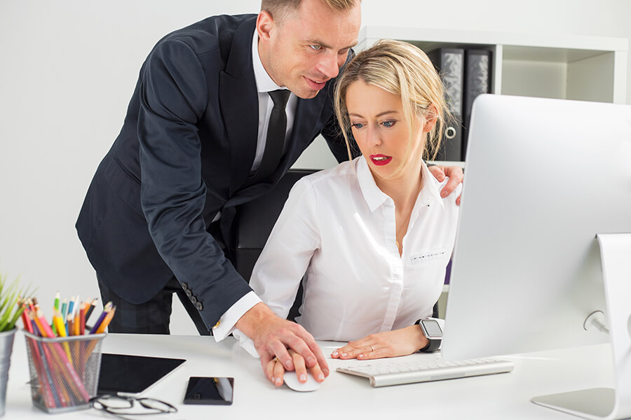 Employment sexual harassment