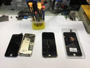 Замена дисплея, тачскрина, Iphone