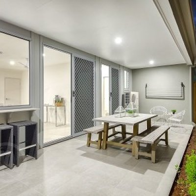 Brisbane Townhouses SCM Projects