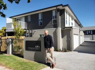 Another Townhouse Project – Logan City