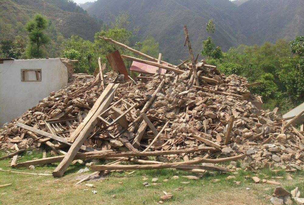 Sisters of Charity of Nazareth in ministry to Nepal after earthquakes