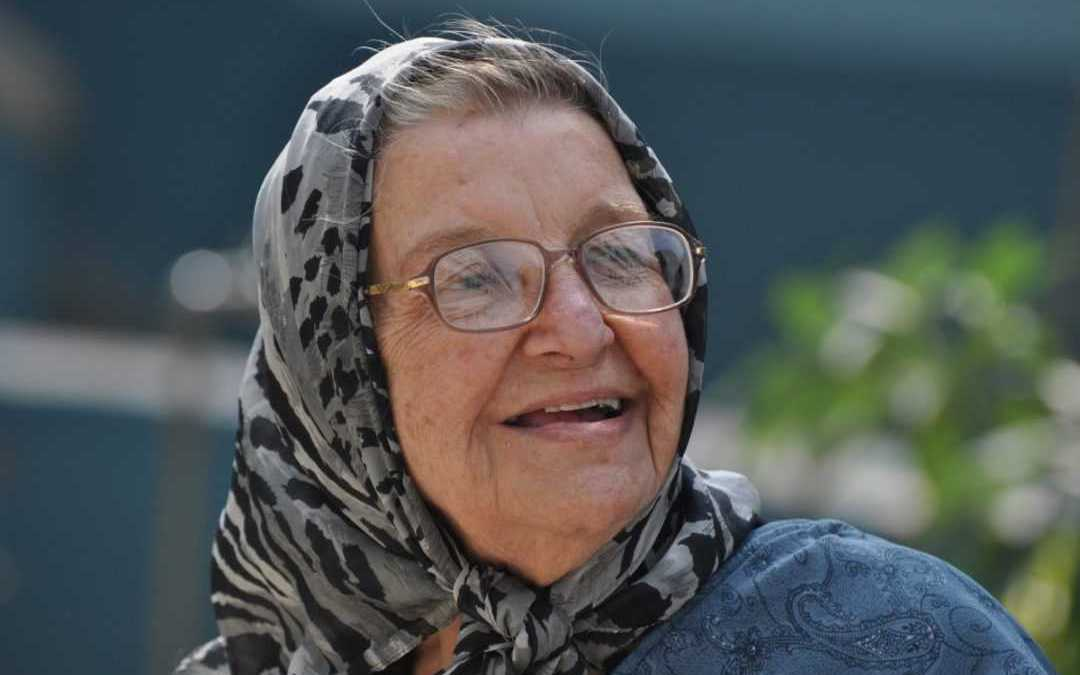 Ann Roberta Powers, SCN — A mystical missionary leaves behind her legacy in India