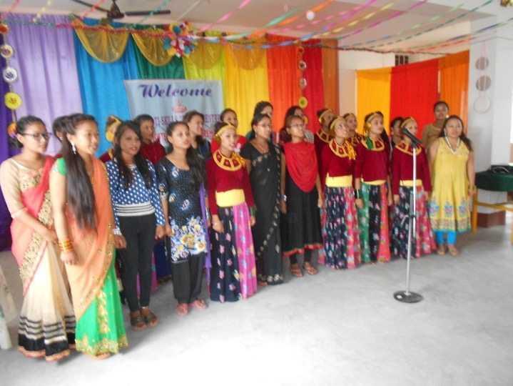 Celebration at SCN Center — Dharan, Nepal
