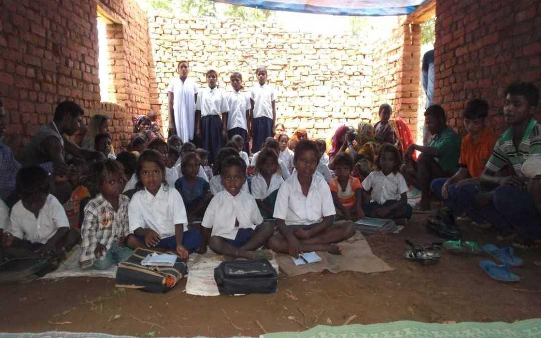 Chetna Bharati helps tribal community