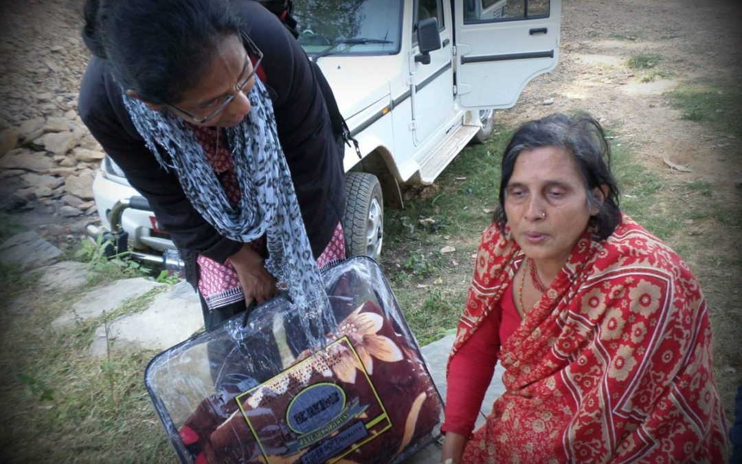 Sisters in Kathmandu continue to reach out to earthquake survivors