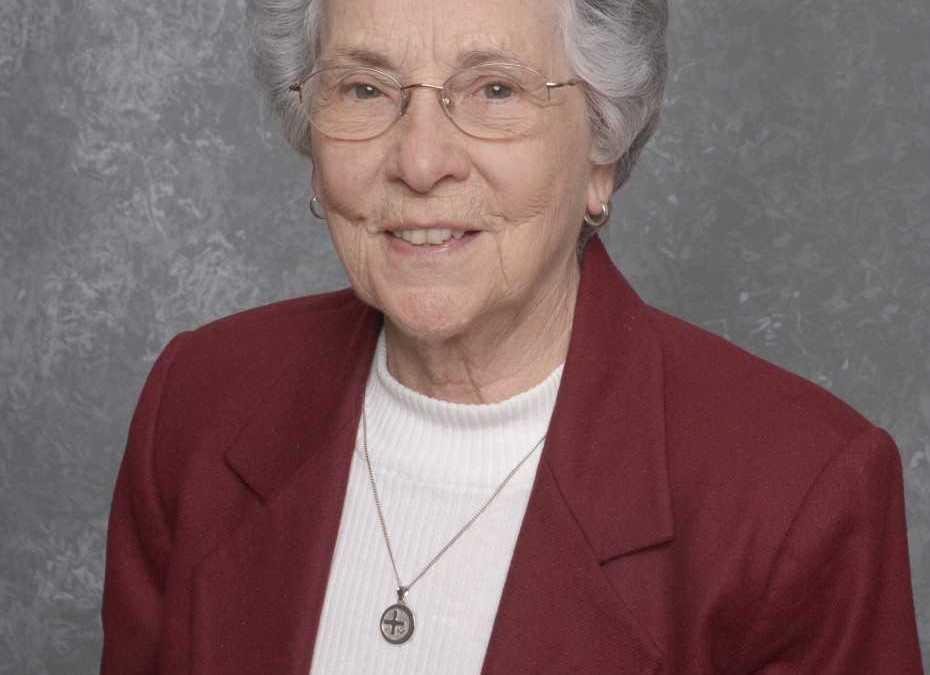 Sister Anne Magruder