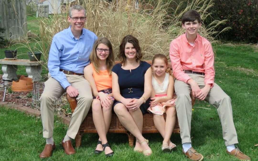 The Mangeot Family