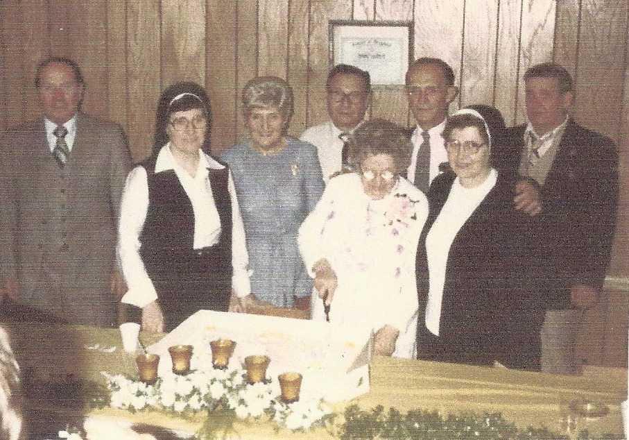 s-annamaries-mothers-85th-birthday