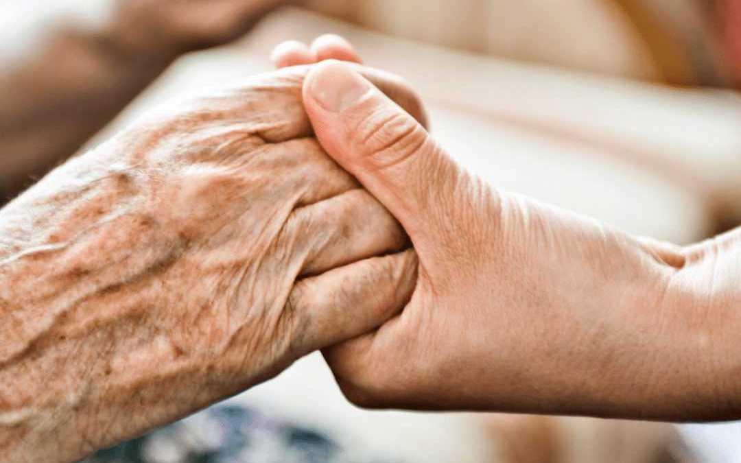 'I never thought I'd do hospice'