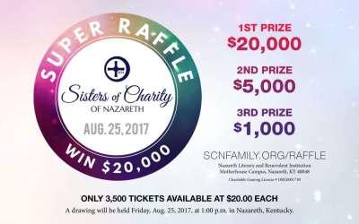 SCN Super Raffle