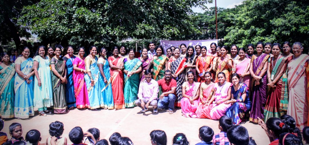 'Thank you teachers' say students of Nazareth School, Bangalore