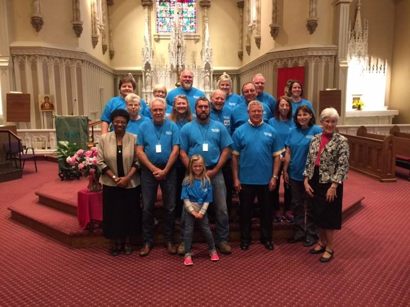 SCN Disaster Relief Team heads to Houston, Texas