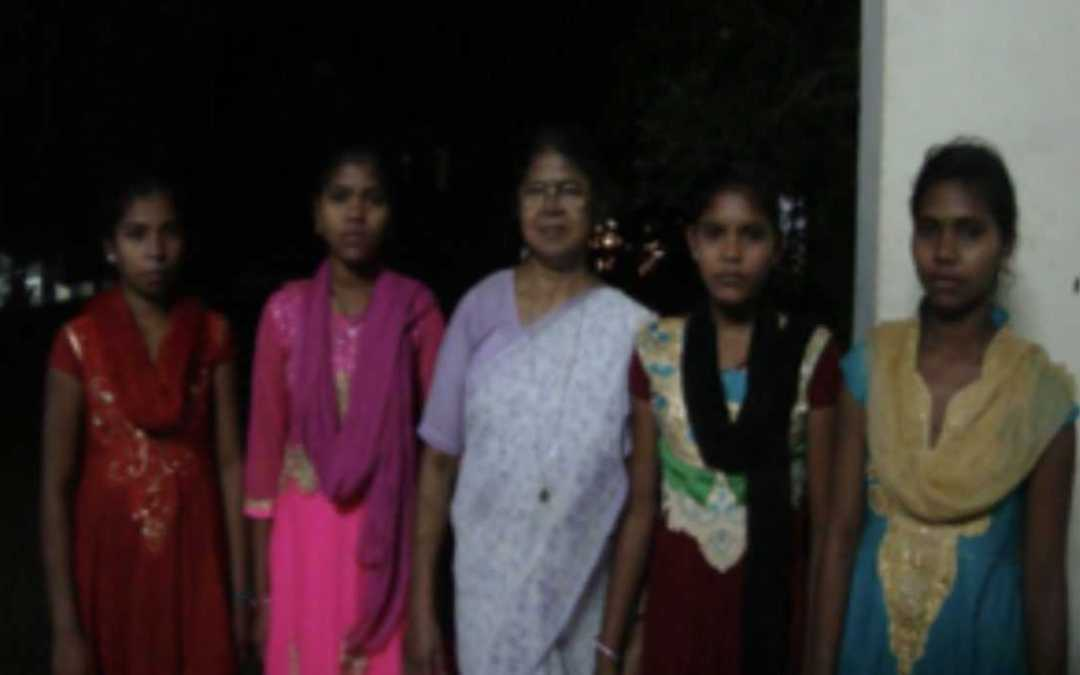 Sister Gracy helps rehabilitate young girls