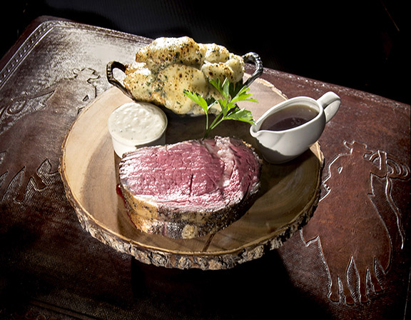 Though this Black Angus all natural prime rib isn't listed on The Ranch's menu in Anaheim, there are websites and apps dedicated to uncovering restaurant's secret menus. (Photo by Cindy Yamanaka, Orange County Register/SCNG)