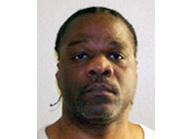 This undated photo provided by the Arkansas Department of Correction shows death-row inmate Ledell Lee. A ruling from the state Supreme Court allowing officials to use a lethal injection drug that a supplier says was misleadingly obtained cleared the way for Arkansas to execute Ledell Lee on Thursday, April 20, 2017, although he still had pending requests for reprieve. (Arkansas Department of Correction via AP) ORG XMIT: NYJK605