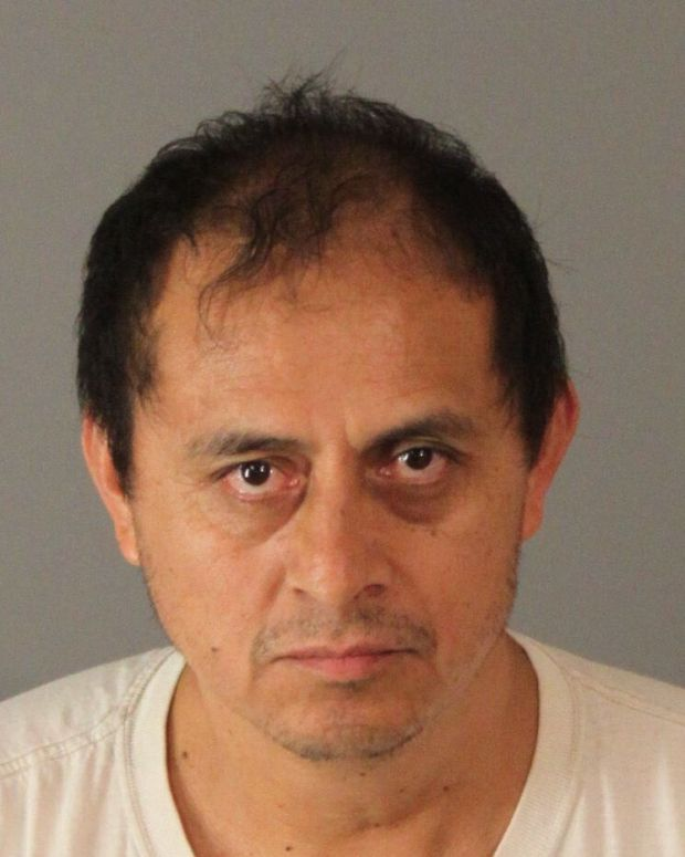Mario Guadalupe Mendiola, 45, of Corona, accused of flashing a woman in Jurupa Valley, pleaded guilty in February 2017 to felony indecent exposure and was sentenced Thursday, April 13, 2017, to three years' probation. (Photo courtesy of Riverside County Sheriff's Department)