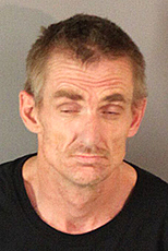 Matthew Dean Stevens of Jurupa Valley was arrested Friday, March 31, 2017, on suspicion of petty theft, resisting or obstructing a public officer and possessing drug paraphernalia. (Photo courtesy of Riverside County Sheriff's Department)