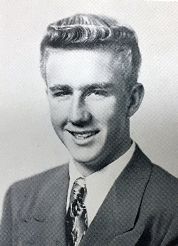 John Bruns, Korean War, July 21, 1931-Sept. 20, 1951.