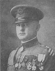 Nelson Miles Holderman, World War I, Nov. 10 1885-Sept. 3, 1953.