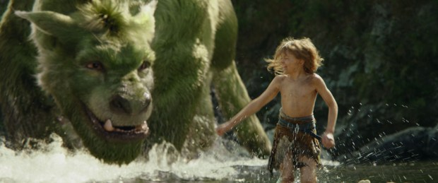 "The family film ""Pete's Dragon"" screens at Carbon Canyon Regional Park on June 3. (Disney via AP)"
