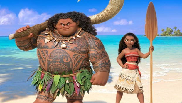 """Disney''s popular and critically hailed animated movie """"""""Moana"""""""" will screen for free this summer in Irvine on July 14 and in Los Alamitos on Aug. 5 (Photo courtesy of Walt Disney Studios)"""
