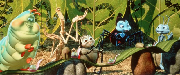 """Watch """"A Bug's Life,"""" outdoors, with the bugs, on Aug. 11 at Yorba Regional Park in Anaheim. (Photo courtesy of Walt Disney Pictures)"""