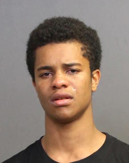 Matthew Udechukwu, 18 of Costa Mesa, was arrested Tuesday, May 30 on suspicion of committing two robberies after pepper spraying victims in the face. (Courtesy of the Costa Mesa Police Department)